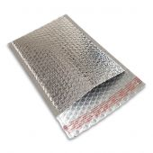 Glamour Metallic Thermal Bubble Mailers